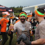 healys staff at tough mudder