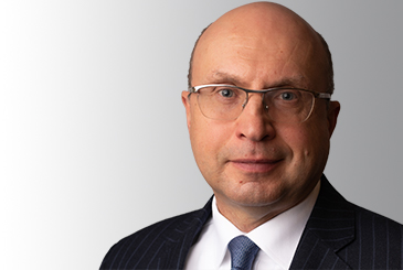 Headshot of Andrei Baev