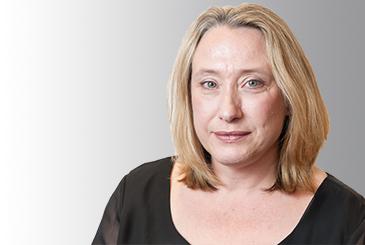 Headshot of Jane Baker