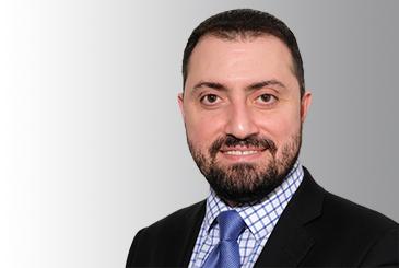 Headshot of Mesut Karakas