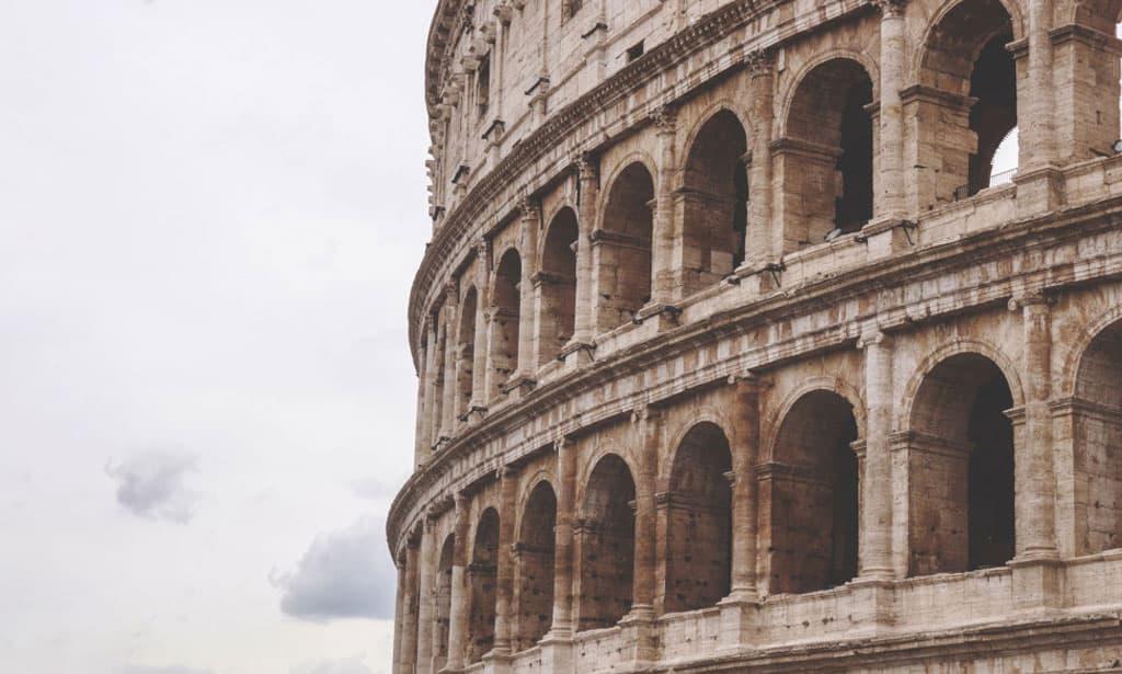 coliseum building