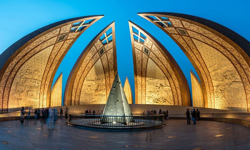 image of building in pakistan