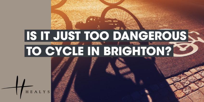 bicycle on bike lane