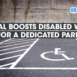 Tribunal Boosts Disabled Worker's Quest For A Dedicated Parking Space