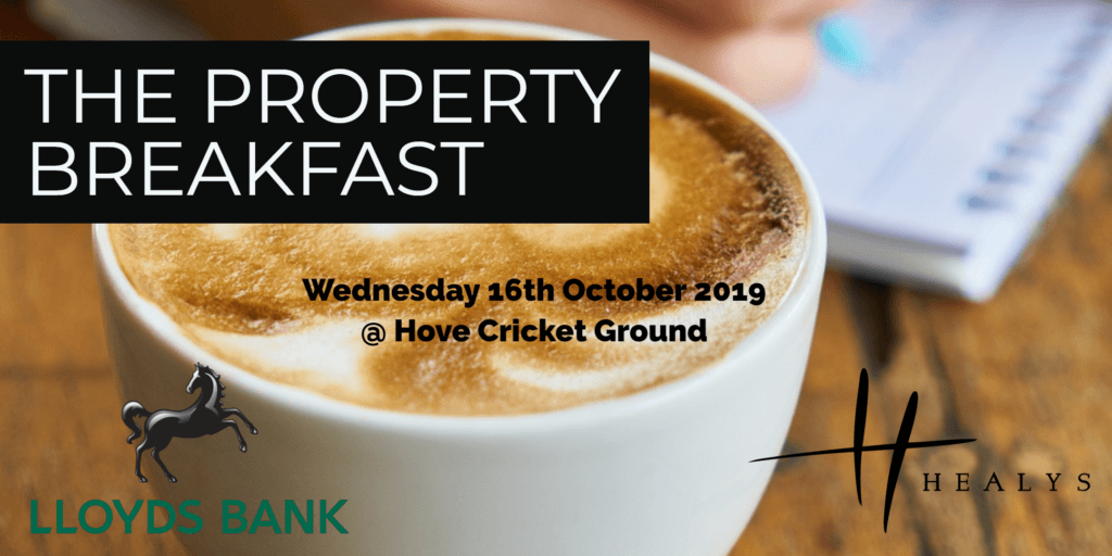 HEALYS LLP & LLOYDS BANK JOIN FORCES FOR THE PROPERTY BREAKFAST