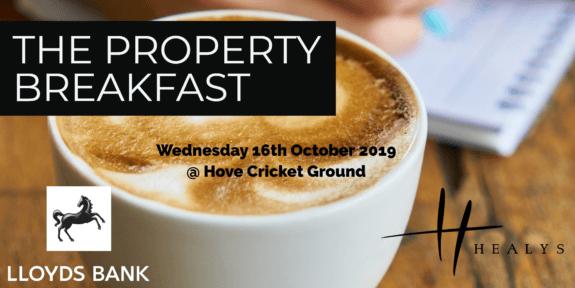 Healys LLP & Lloyds Bank Breakfast Seminar