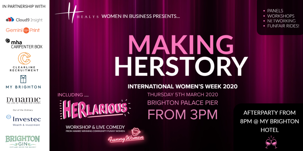 making herstory event image