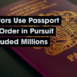 Liquidators Use Passport Seizure Order in Pursuit of Defrauded Millions