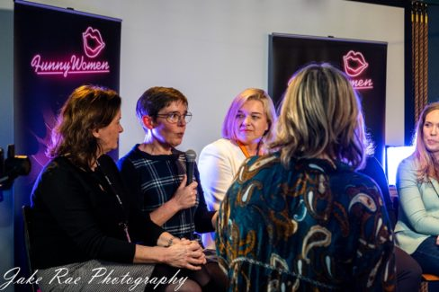 Women in Business panel discussion