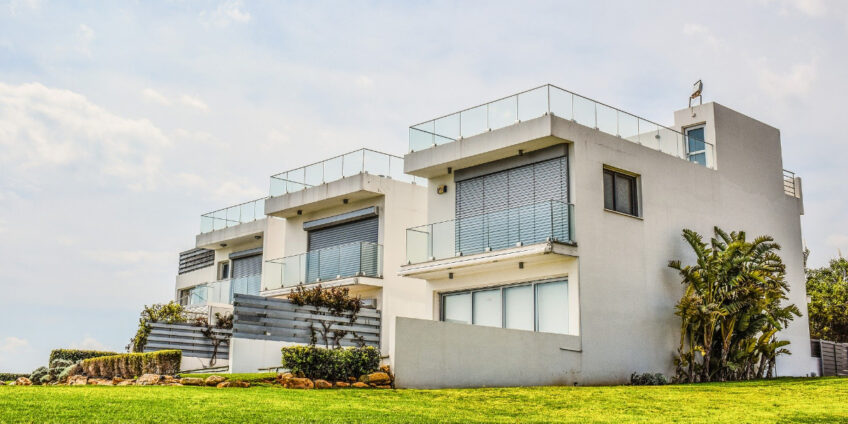 image of a luxury villa