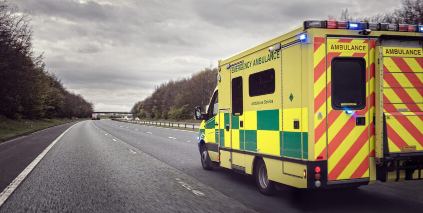 Woman Traumatised by Ambulance's Late Arrival Receives £40,000 Damages
