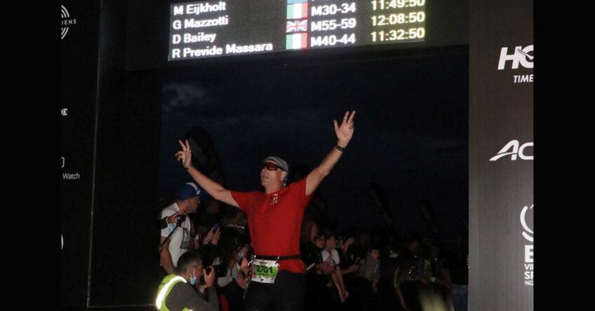 Partner David Bailey Completes Ironman Italy - Healys LLP